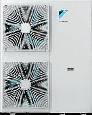 unitate exterioara pompa de caldura altherma