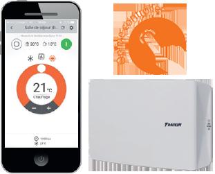 control online pentru pompe de caldura aer apa